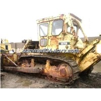 used  CAT D7G crawler bulldozer