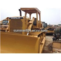 used caterpillar CAT D7G crawler bulldozer high quality