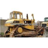 recondition  CAT D7H crawler bulldozer