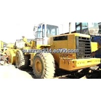 Used Kawasaki Loaders