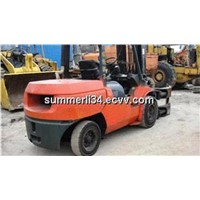 used toyota 7FDA50 forklift at best price