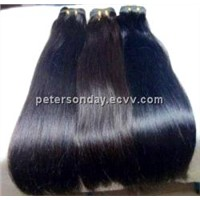 Hair Virgin Peruvian Hair Micro Loop Hair Extensions