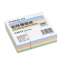 Colorful Note Paper (4colors) C4212