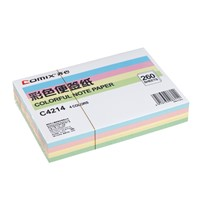 Colorful Note Paper (4colors) C4214