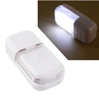 Mini Automatic Magnetic Sensor Sensitive Wireless Convenient LED Light Drawer Cabinet Wardrobe Door Lamp