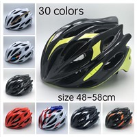 Integrally-molded Cycling Helmet Super Light 230g mtb Adults mojito protone Bicycle Accessories EPS+PC Adjustable Size 48-58cm