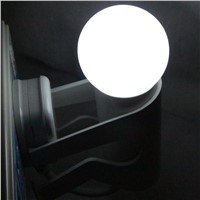 EU US Plug  body shape Wall Socket Light-controlled Sensor LED Night Light Lamp Bedroom decoration