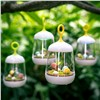 Creative Birdcage LED Music Box Night Light USB Rechargeable Touch Dimmer Table bird light Portable Nightlamp for Children Baby