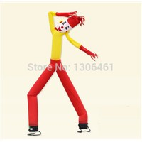 4m Sky Dancer Advertising Inflatable Funny Party Air Dancer with Blower for Festival