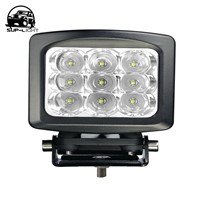 5.2 inch 90w spot/flood led work light for driving lamp off-road Tractor 4x4 SUV ATV LED Fog light 12v 24v IP67 roof light