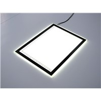 A3 LED Artist Stencil Board Tattoo Drawing Tracing Table Display Light Box Pad (Default as DC port) YTT001-1