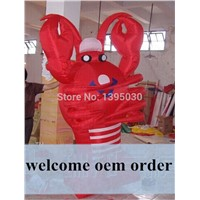 4M  inflatable lobster cartoon animal inflatables inflatable datang