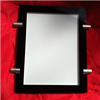 (5unit/Column) A3 Single Sided Magnetic Face LED Magnetic Light Box,Picture Cable Hanging Display Systems