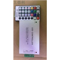 12 v12a RF28 wireless rf remote control key power controller/article 24 a colorful lights with lamp controller