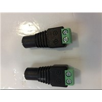 5050 3528 monochromatic light with DC power joint monitoring power connector female head joint