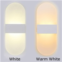 Creative Mini 3W Light LED Lamp Bedroom Bedside Light Living Room Balcony Aisle Lamp Corridor AC85-265V CLH