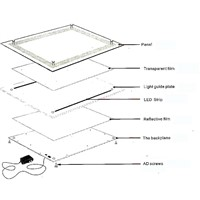 Crystal frame led tracing light box a3