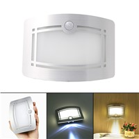 Night Light with Motion Sensor LED Wireless Wall Lamp Night Auto On/Off for Kid Hallway Pathway Staircase Night Light