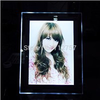 LED ACRYLIC PICTURE FRAME A4 SIZE LED FRAMES