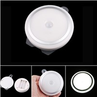 1pcs Led Night Light Human Body Motion Light LED Sensor Light Infrared Induction