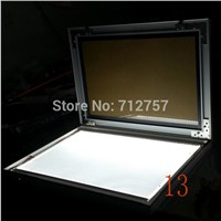 Led light outdoor advertising signs lightbox