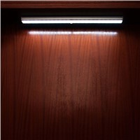 24LED Cabinet Light PIR Motion Sensor Kitchen Bedroom Lamp USB Charging
