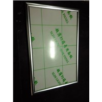 High Quality Snap Frame LED Illuminated Menu Signs Grate for Fast Food Restaurant Menu Poster Display