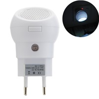 360 Degree Rotating LED Night Light Auto Sensor Smart Lighting Control Lamp 110V-240V Nightlight Bulb For Baby Bedroom Gift Hot
