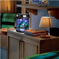 Home Decor Colorful LED Jellyfish Led Nursery lamp for Kid Children Tank Sea World Swimming Mood Lamp Night light