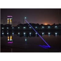 1w high power blue laser flashlight / laser light / laser gun