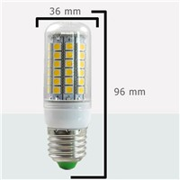 E27 8W 69LED 5050SMD LED Light Lamps Corn Led Bulb Energy Saving Corn Lamp --M25
