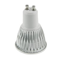 6W Warm White 240V Bright LED Spot Light Bulbs Lamps GU10 ALI88