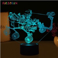 Toy Machine LED Desk Lamp Projector 3D Lights Creative Kids Night Lights as  Bedroom Decor Lamp