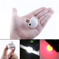 Sanyi Night Light Universal USB LED Light Portable Mini USB Lamp For Computer Notebook Laptop PC Desk Reading