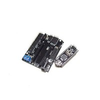 Expansion Shield Compatible With Controller Board
