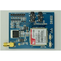 SIM900 GSM/GPRS Minimum System Module W/ Antenna Compatiable with RASPBERRY PI