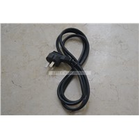 GB 3X0.5m2 1.5-Meter-Long Power Cable with Three-core Plug Cable Copper