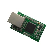 Dual serial RS232 TTL to Ethernet Converter TCP IP Module,PC TCP/IP socket