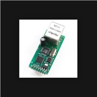 Serial Port Server Module TCP/IP to Serial Port Converter RJ45 to TTL Adapter
