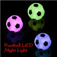 Color Changing LED Xmas Mood Party Decoration Football Lamp Night Lamp Light