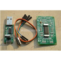 13.56M RFID Module Card Reader/Writer With Antenna Watchdog + USB to TTL