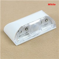 Shaking LED Sensor Motion Sensitive Detector Light Kitchen Closet Cabinet Lamp L15