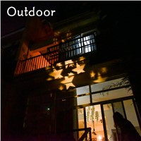 New arrive Projector Lights, Water Proof Indoor/Outdoor LED Starry Star Landscape Projector Light Show for Christmas Party
