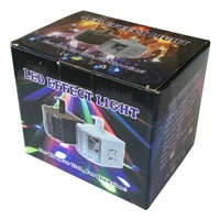QY-3525 RGBWOP 6 Color DMX Stage Light LED Disco Light Beam Effect Butterfly Lamp Lighting Cheap Price with Good Quality