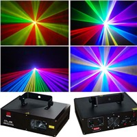 stage lights  600mw RGB laser projector for laser show