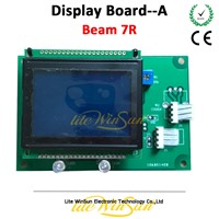 Litewinsune 1PC Free Ship Main Board/Display Board for Beam R7 230W Sharp Moving Head Light