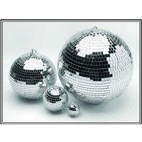 D5cm-D50cm glass rotating mirror disco ball disco DJ party lighting home party stage KTV Bars shop X'mas decoration balls