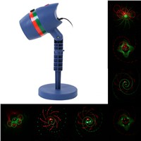 Christmas Lights Outdoor Navidad Laser Light Projectors Waterproof Star lamp for Garden House Landscape Laser Dj Lights UK/US/AU