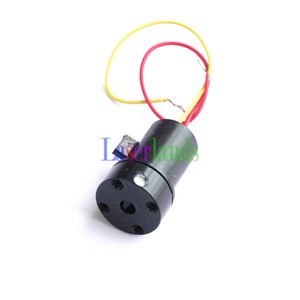 635nm 5mW 3.5mW Orange Red Line Laser Module Diode Glass Lens for Level