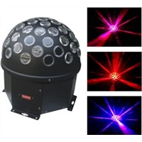 30W RGB LED DMX512 Magic Ball;Effect Light For Bar, Party, Nightclub, Disco